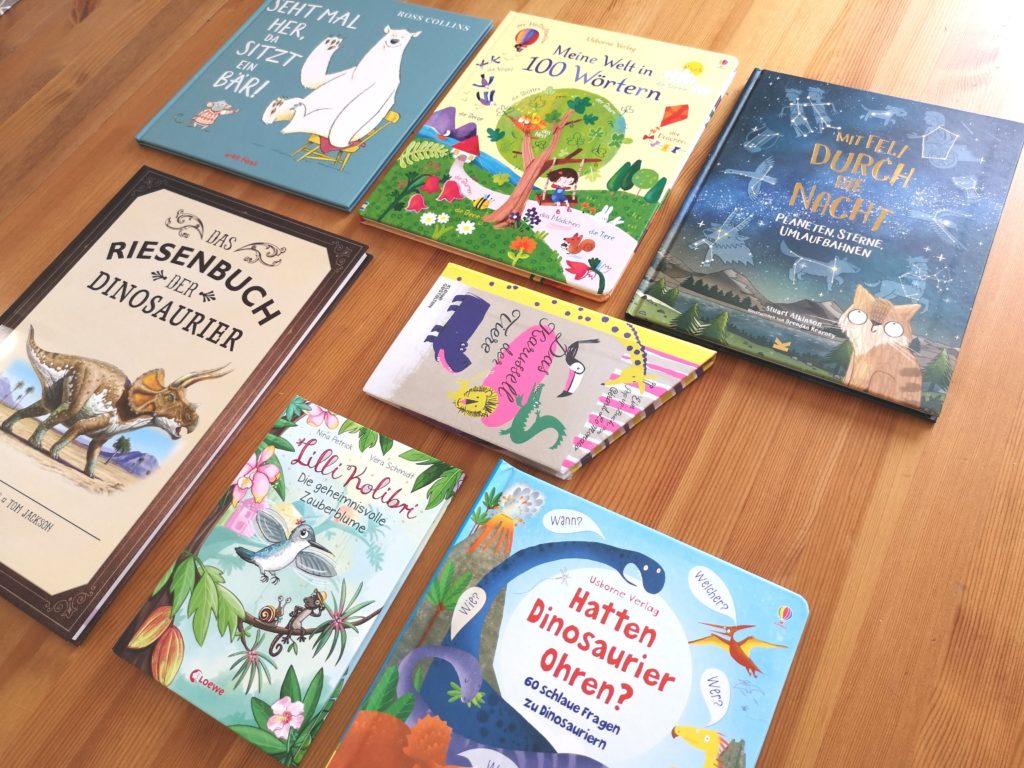 Wunderschöne Kinderbücher