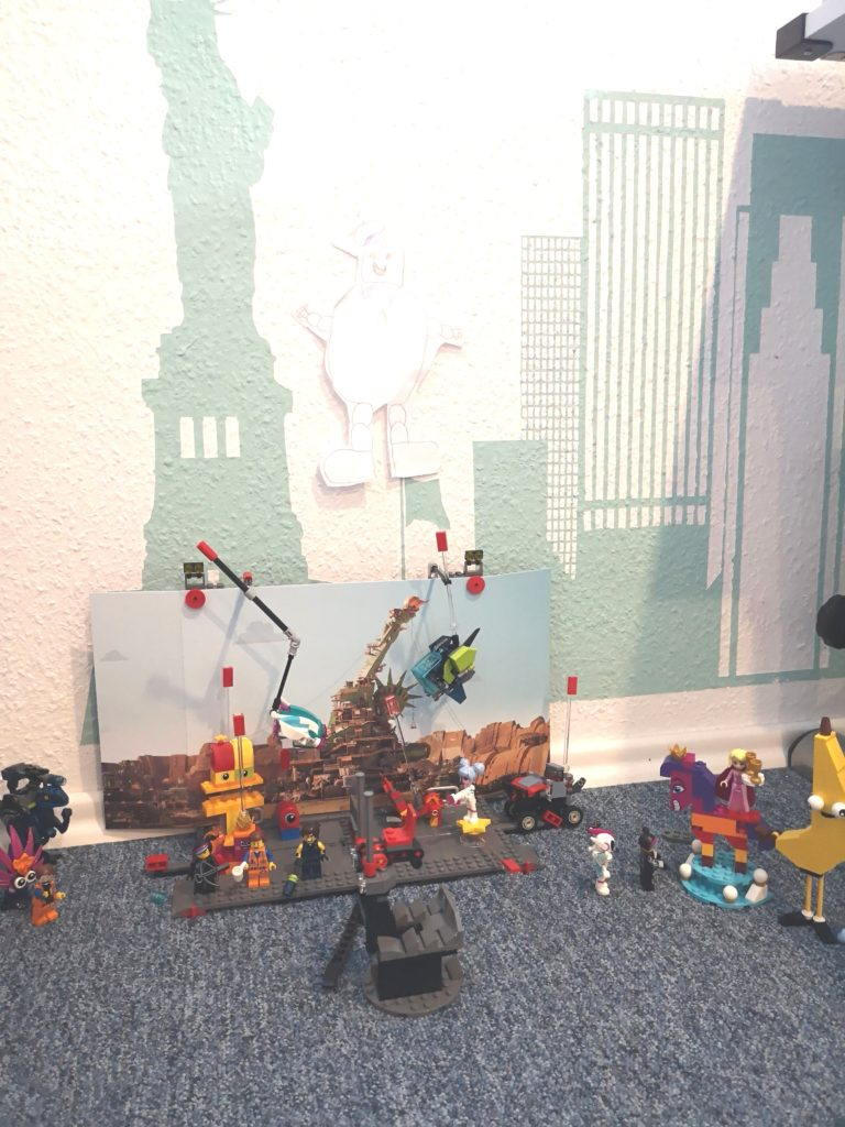 lego sets zum neuen lego movie 2 film