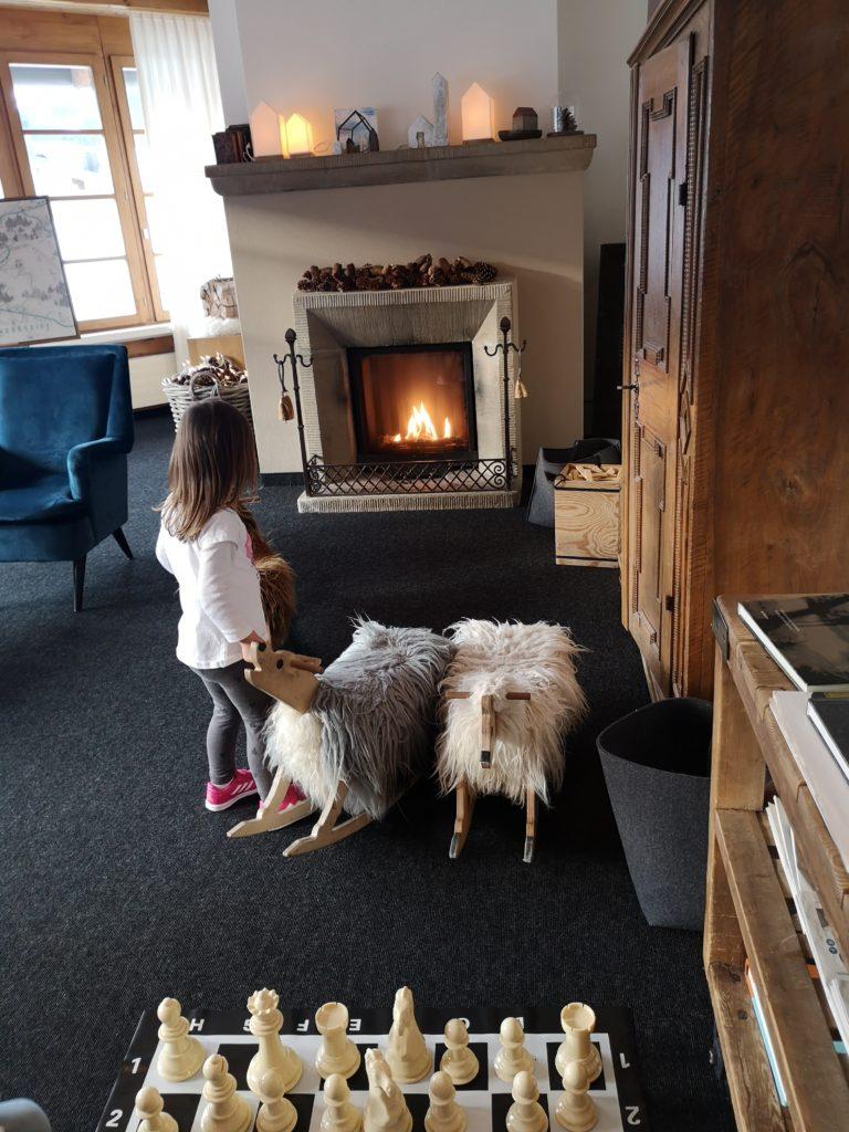 Kinder sind im Hotel Schweizerhof willkommen
