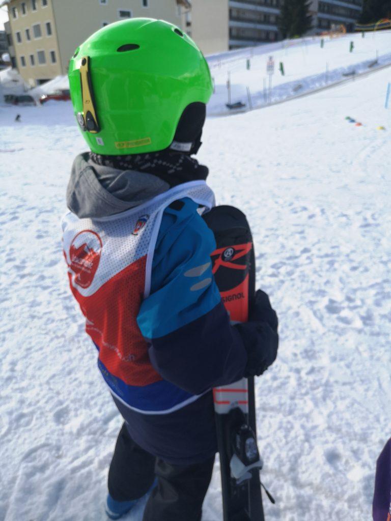 Skifahren lernen von den Profis in Lenzerheide