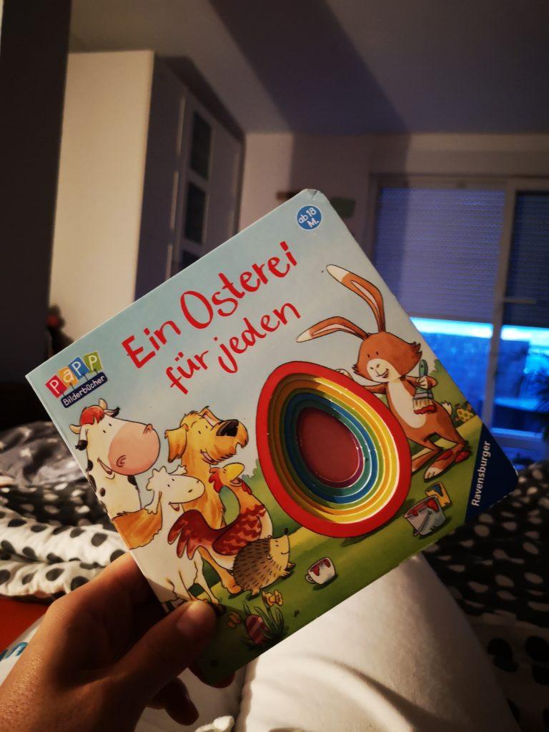 kinderbuch: ein osterei für jeden