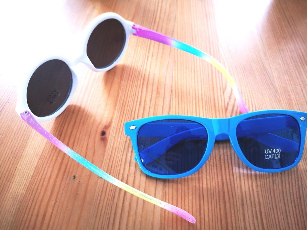 schicke und günstige sonnenbrillen für kinder von name it