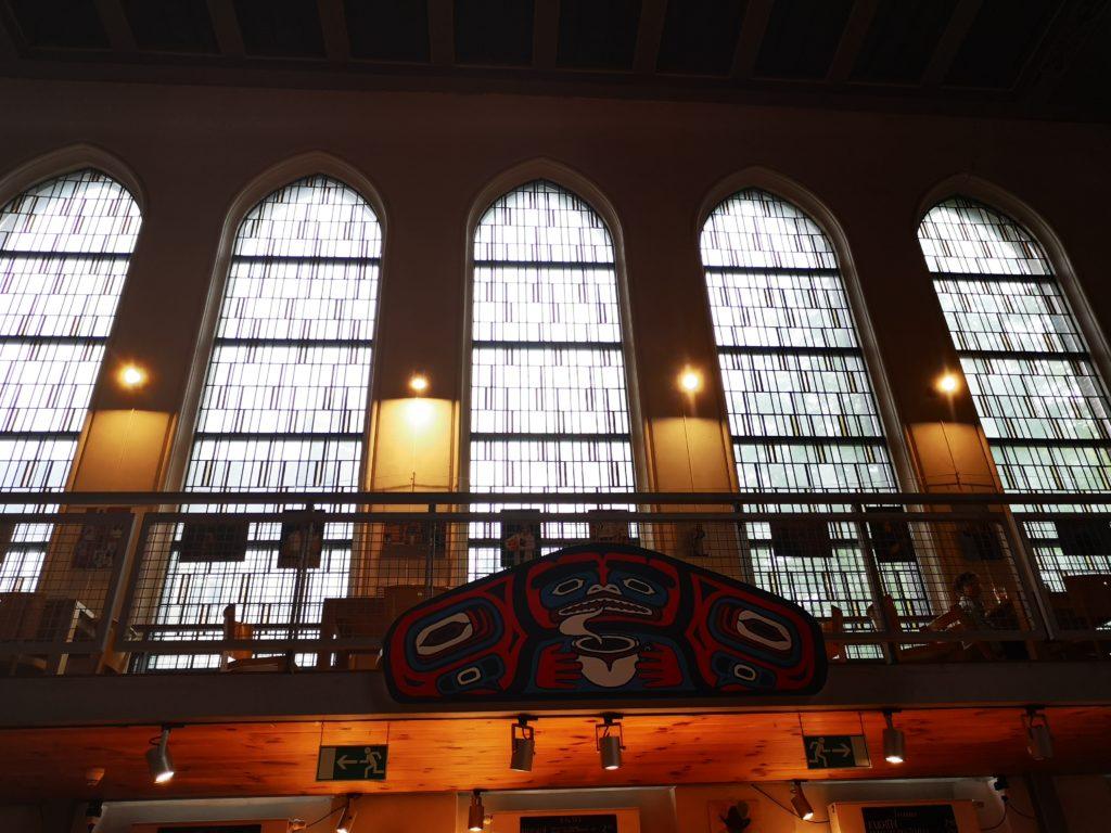 das machmit museum in berlin befindet sich in einer kirche