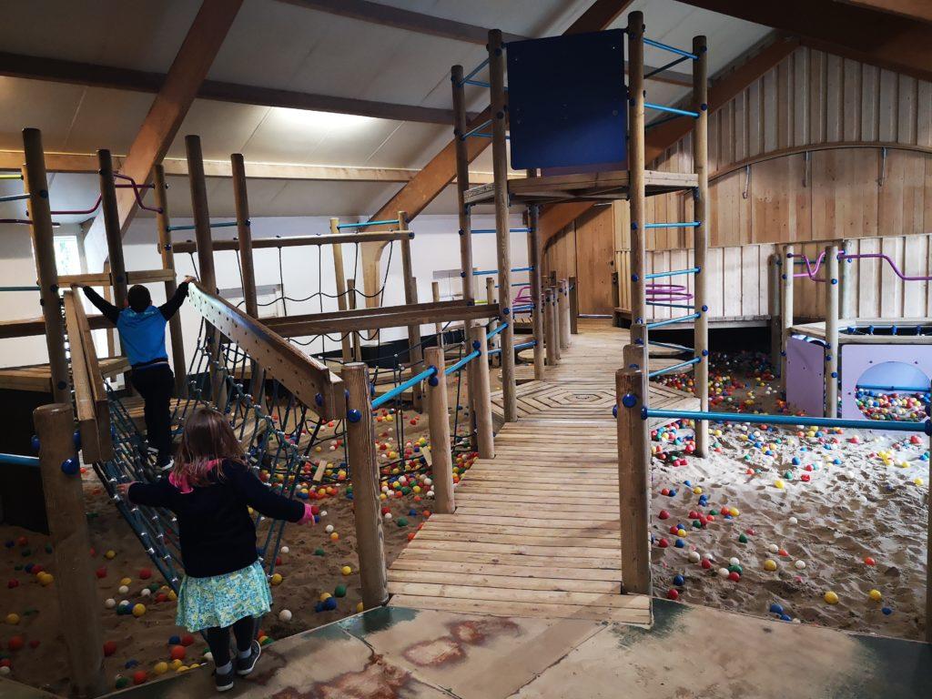 indoor spielplatz im ferienpark mölke