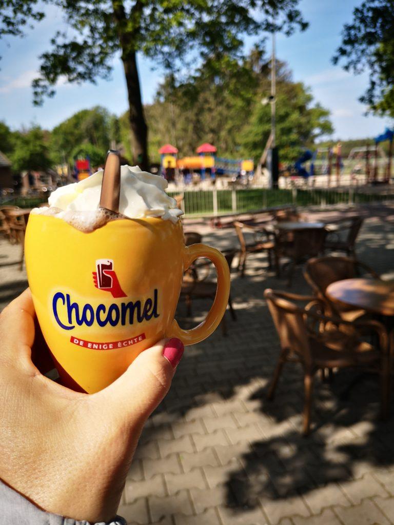 typisch holländisch: heiße chocomel
