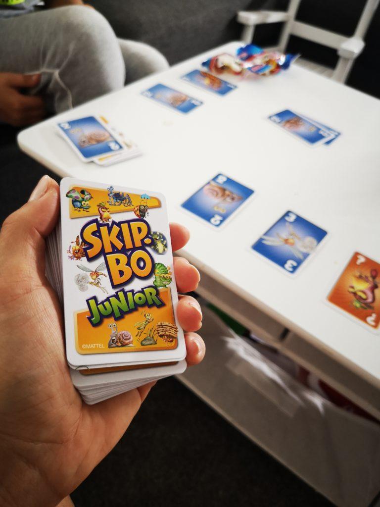 geniales kartenspiel für die ganze familie: skip bo