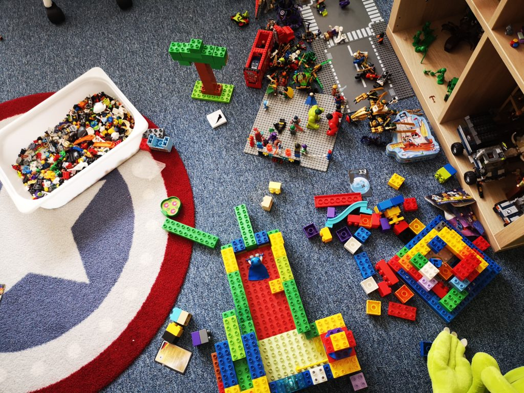 lego spielen am sonntag