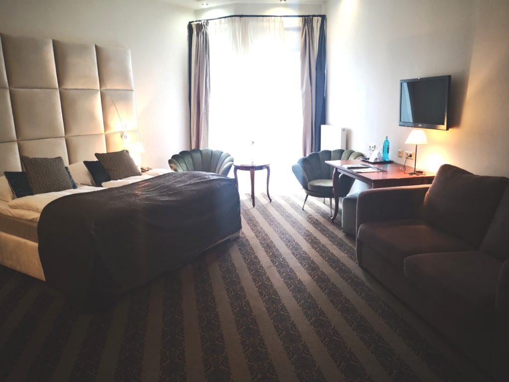 ein familienzimmer im van der valk resort