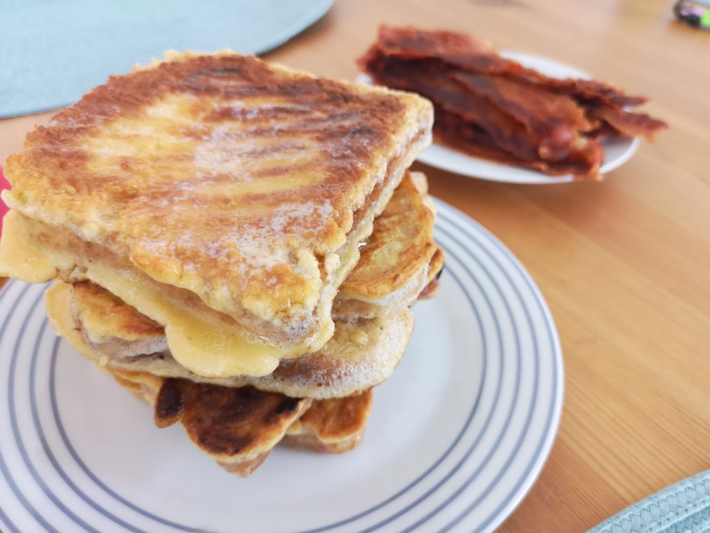 tradition am sonntag: french toast