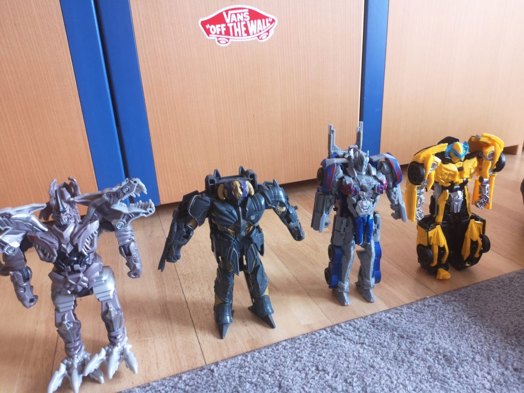 transformers spielfiguren