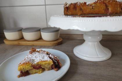 rezept für pflaumenkuchen mit rührteig