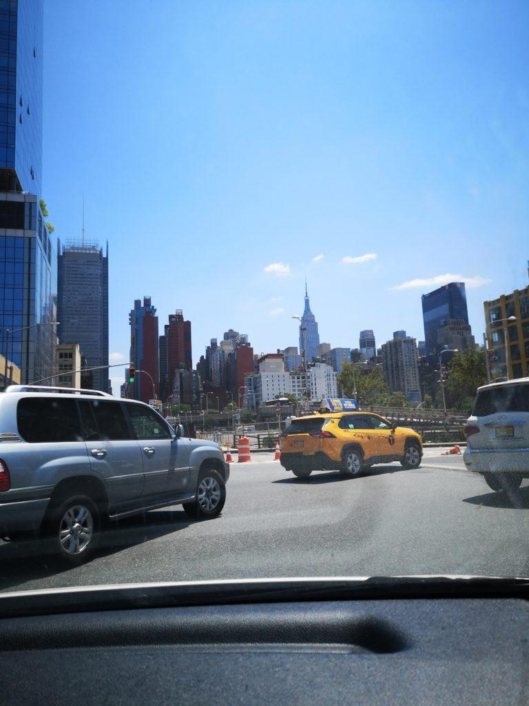 mit dem auto von new york nach washington
