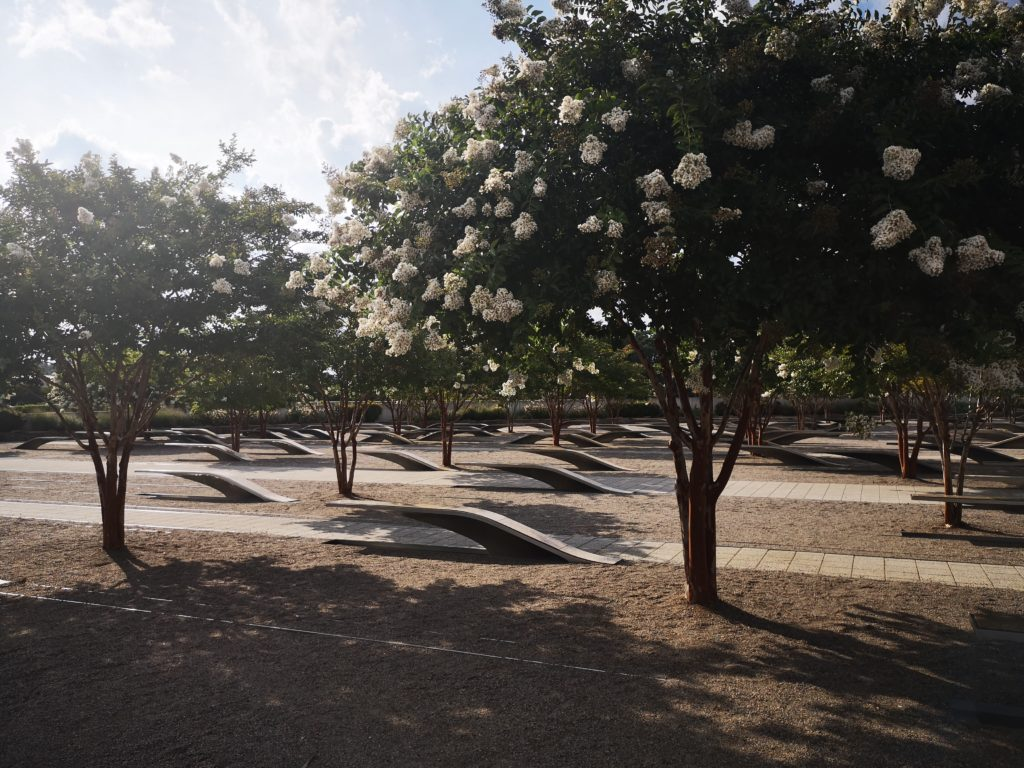 9/11 gedenkstätte am pentagon