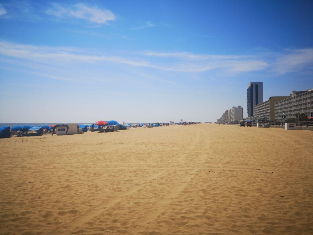 der schöne virginia beach