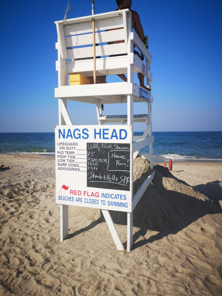 nags head auf den outer banks