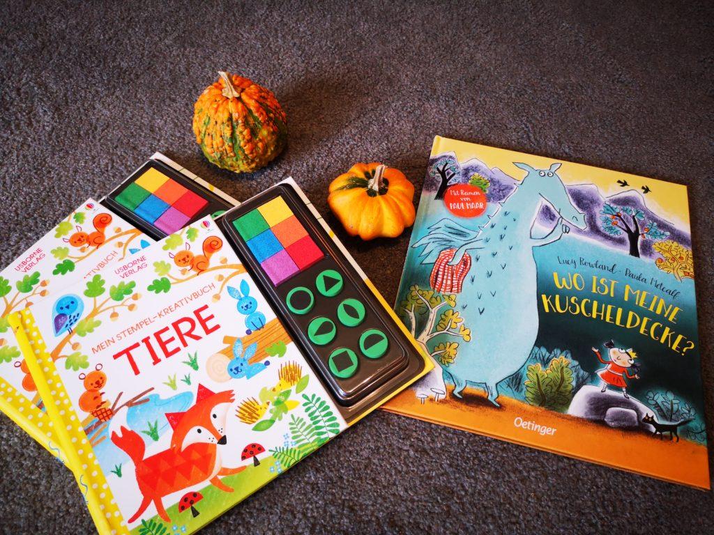 tolle kinderbücher zu gewinenn