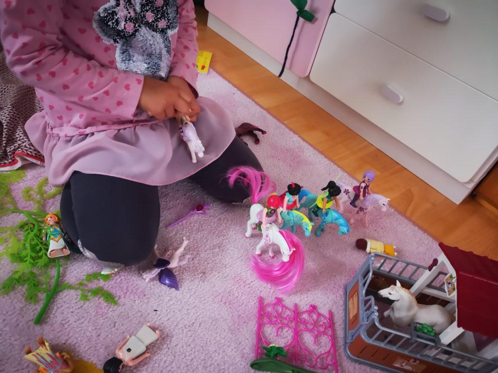spielen mit playmobil