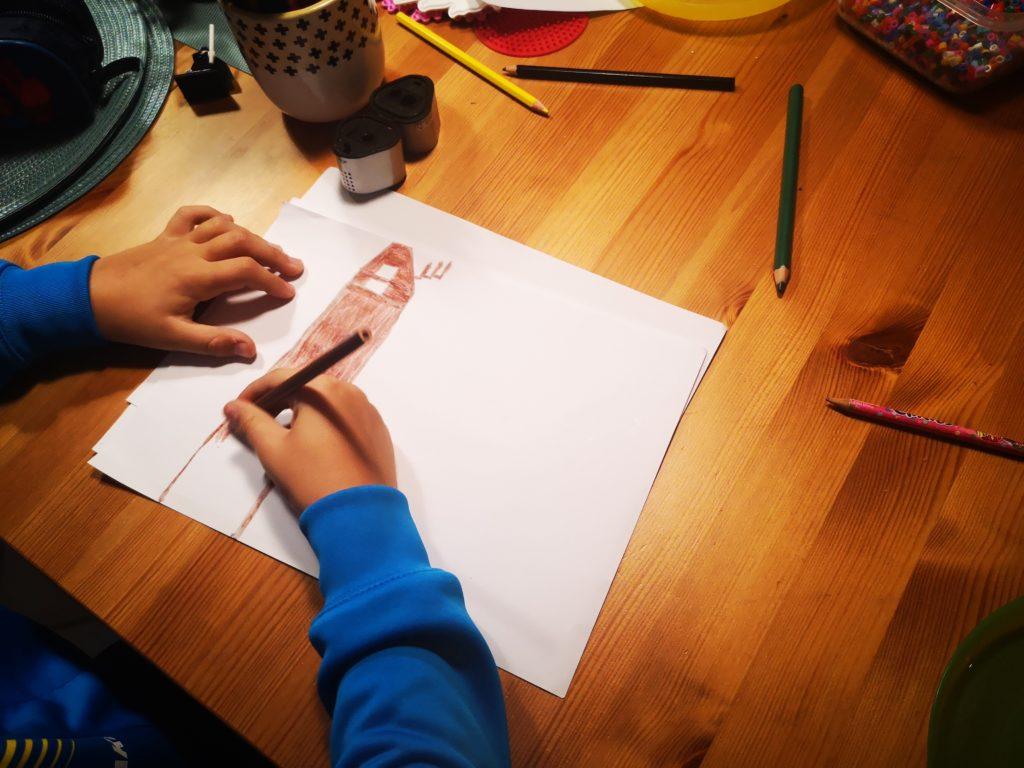 harry potter motive malen mit kindern