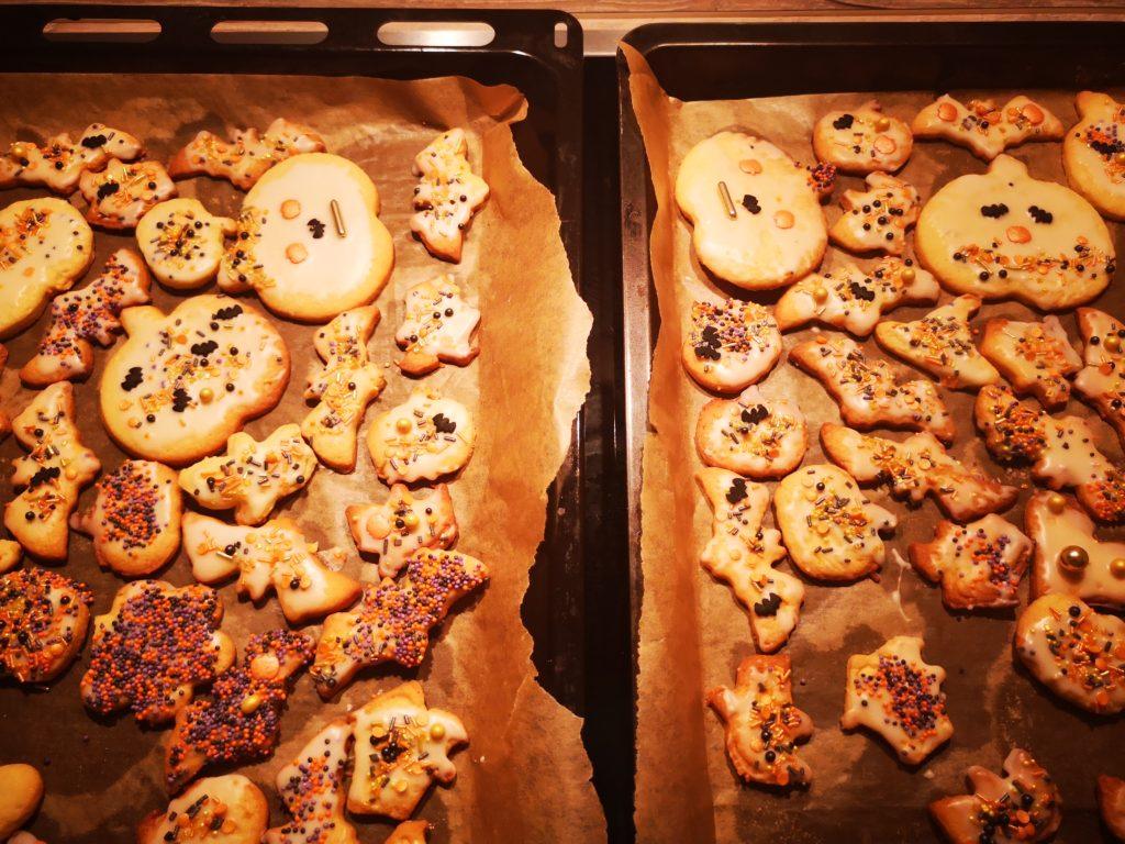 halloween kekse mit streusel von super streusel