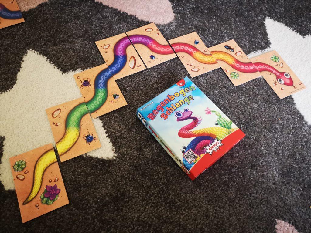 spiel regenbogenschlange von amigo spiele