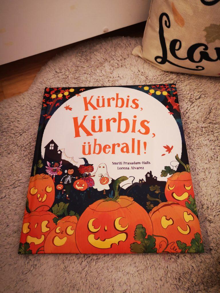 kürbis, kürbis, überall! kinderbuch