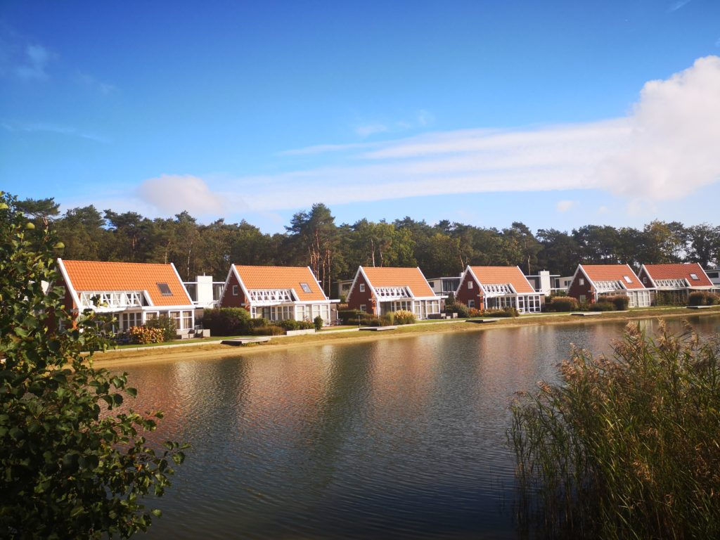 Region Veluwe im Ferienpark Droompark De Zanding in Otterlo