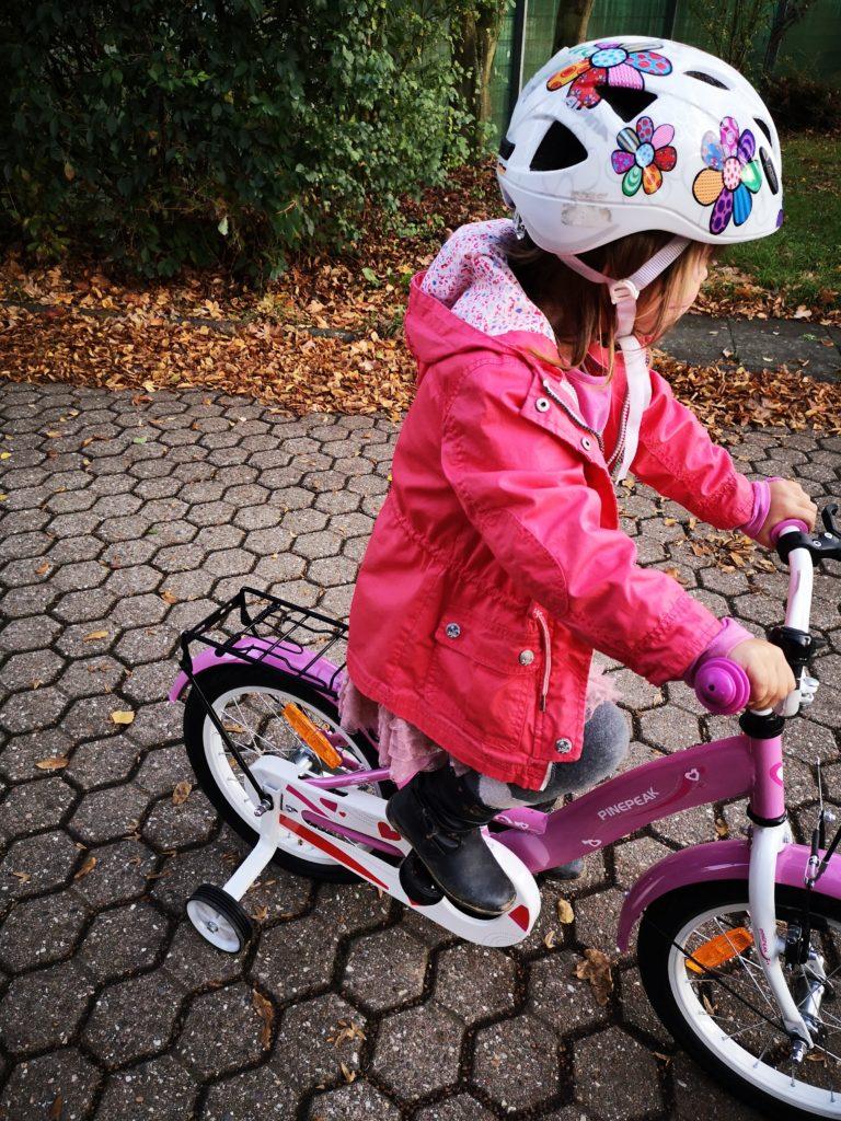 fahrradfahren bei kindern