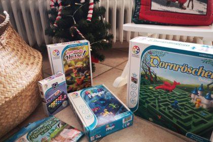 geschenkidee zu weihnachten von smartgames