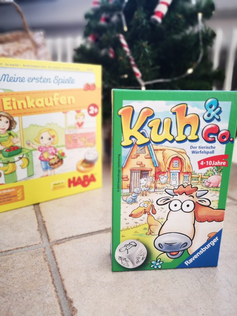 kuh & co würfelspiel von ravensburger