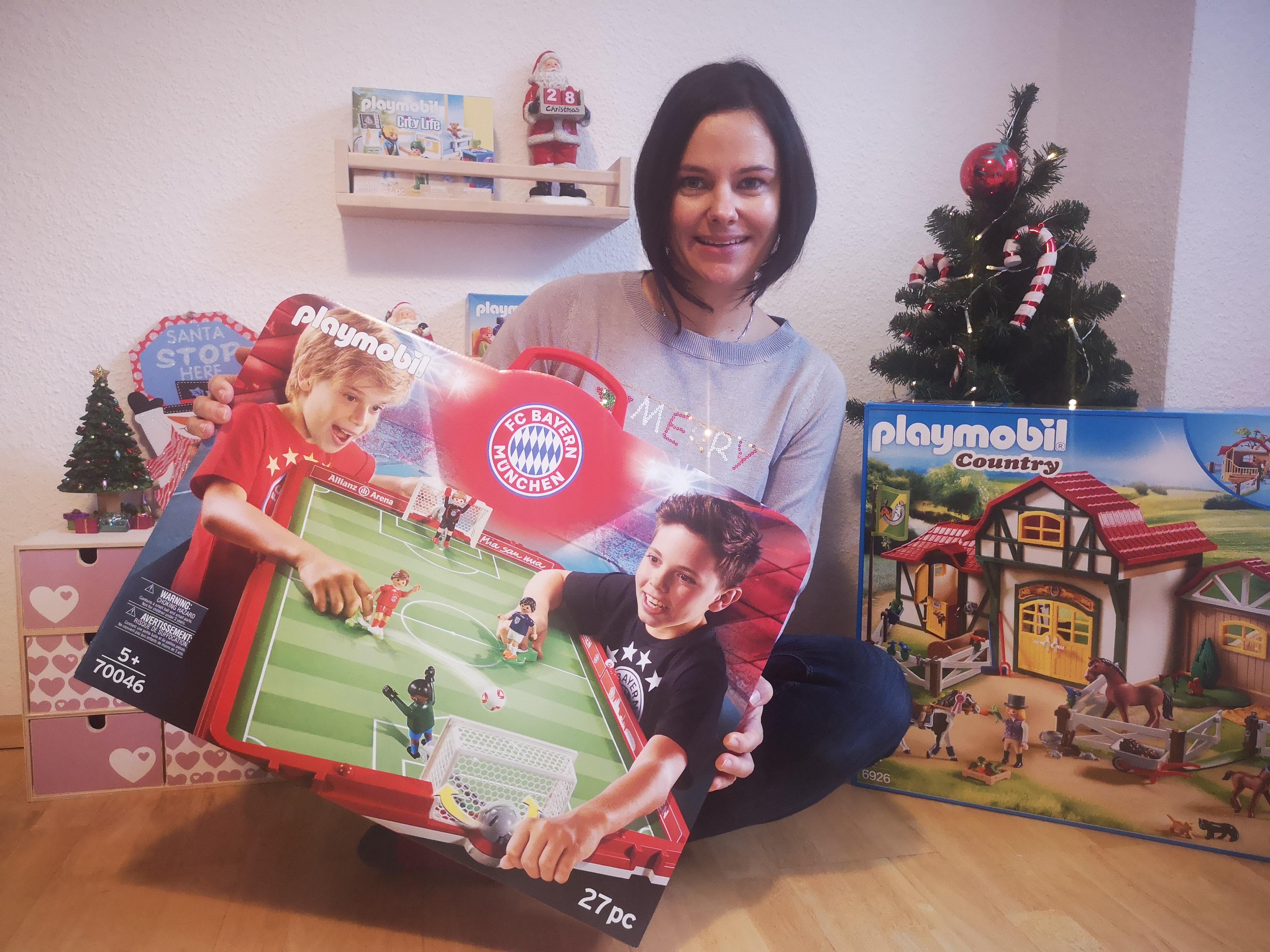 geschenkideen von playmobil zu weihnachten