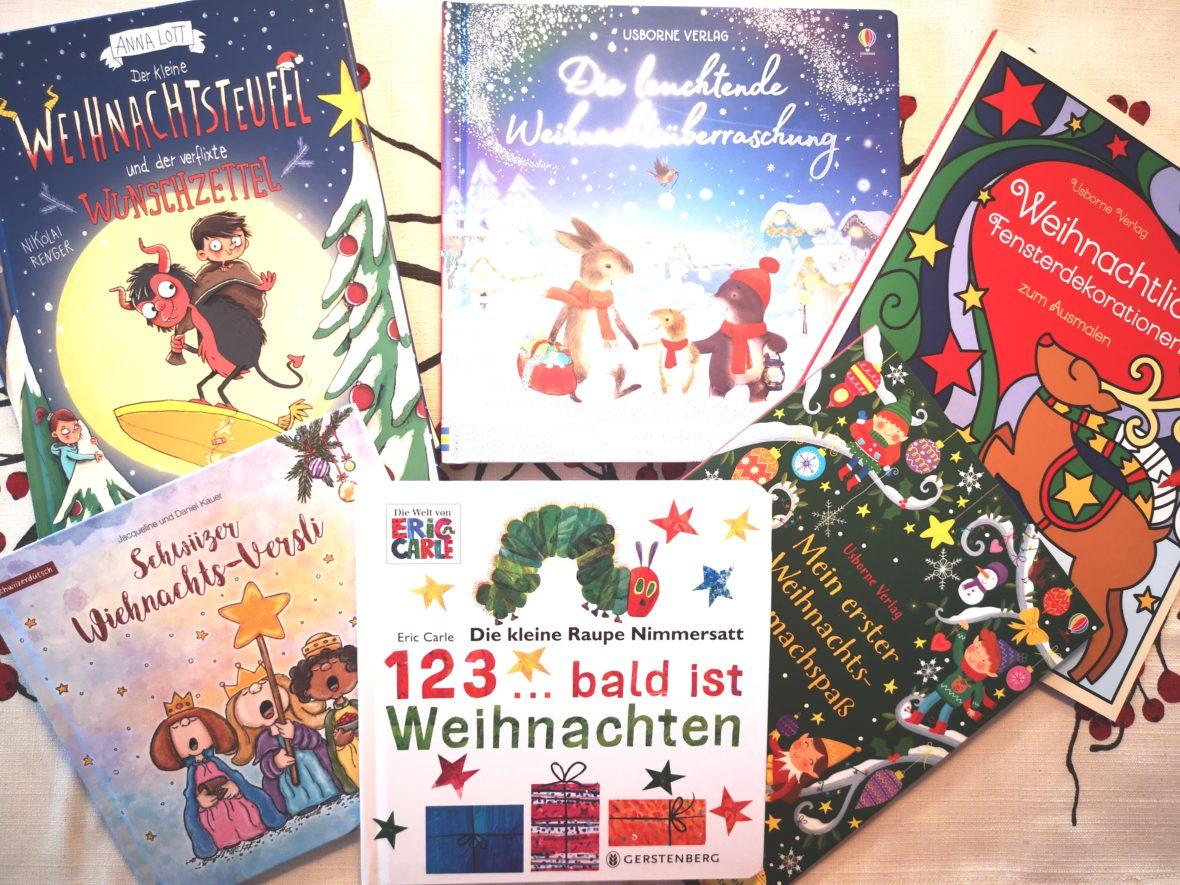 weihnachtsbücher gewinnen