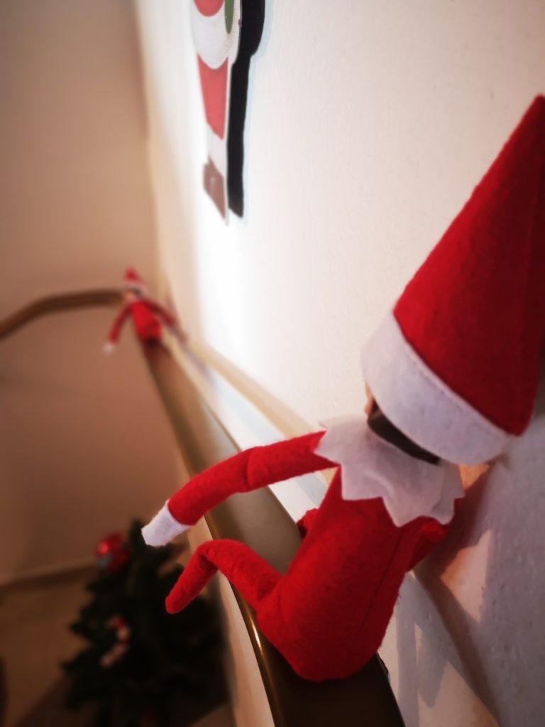 weihnachtstradition aus den usa sind die elfen