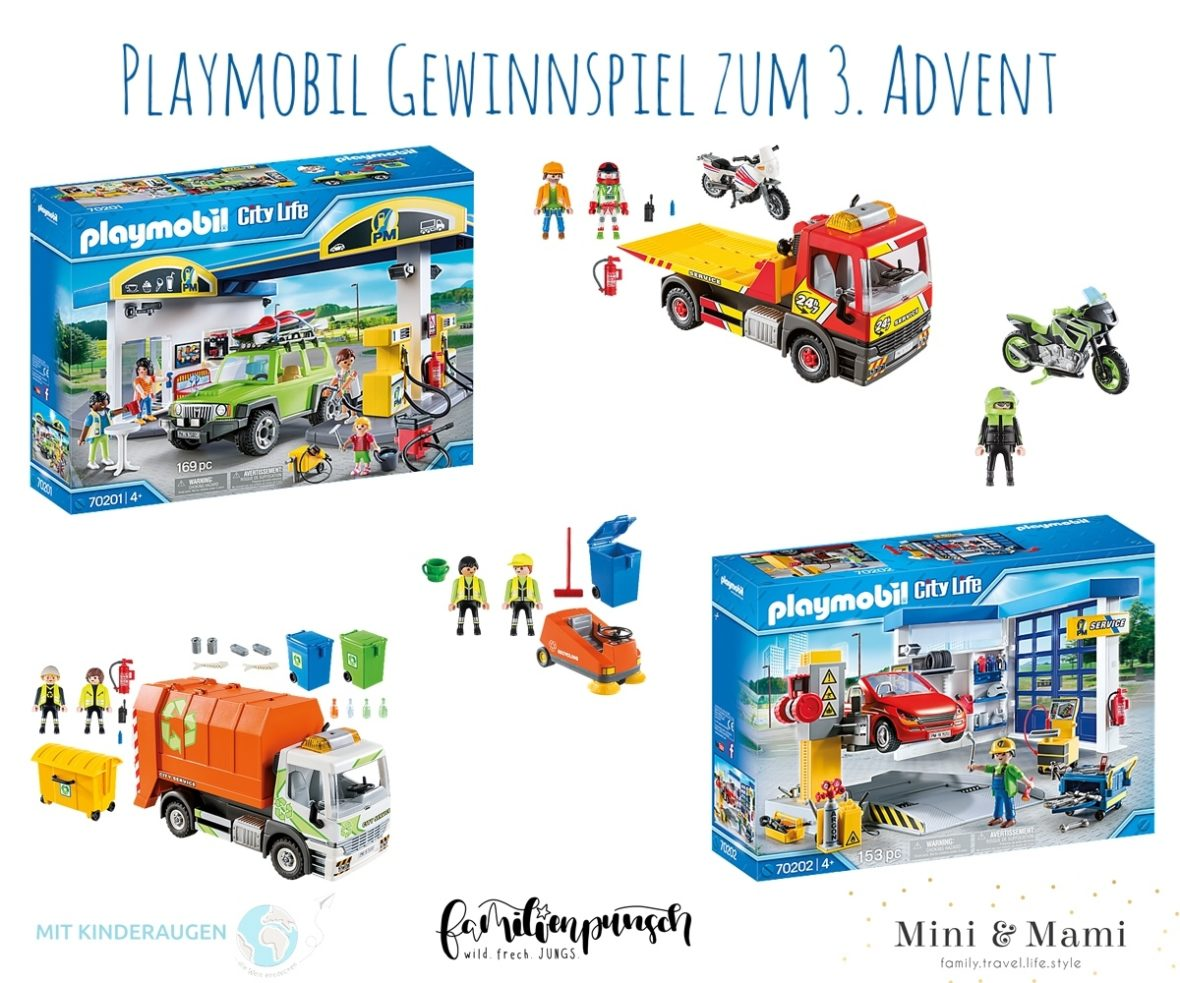 playmobil gewinnen