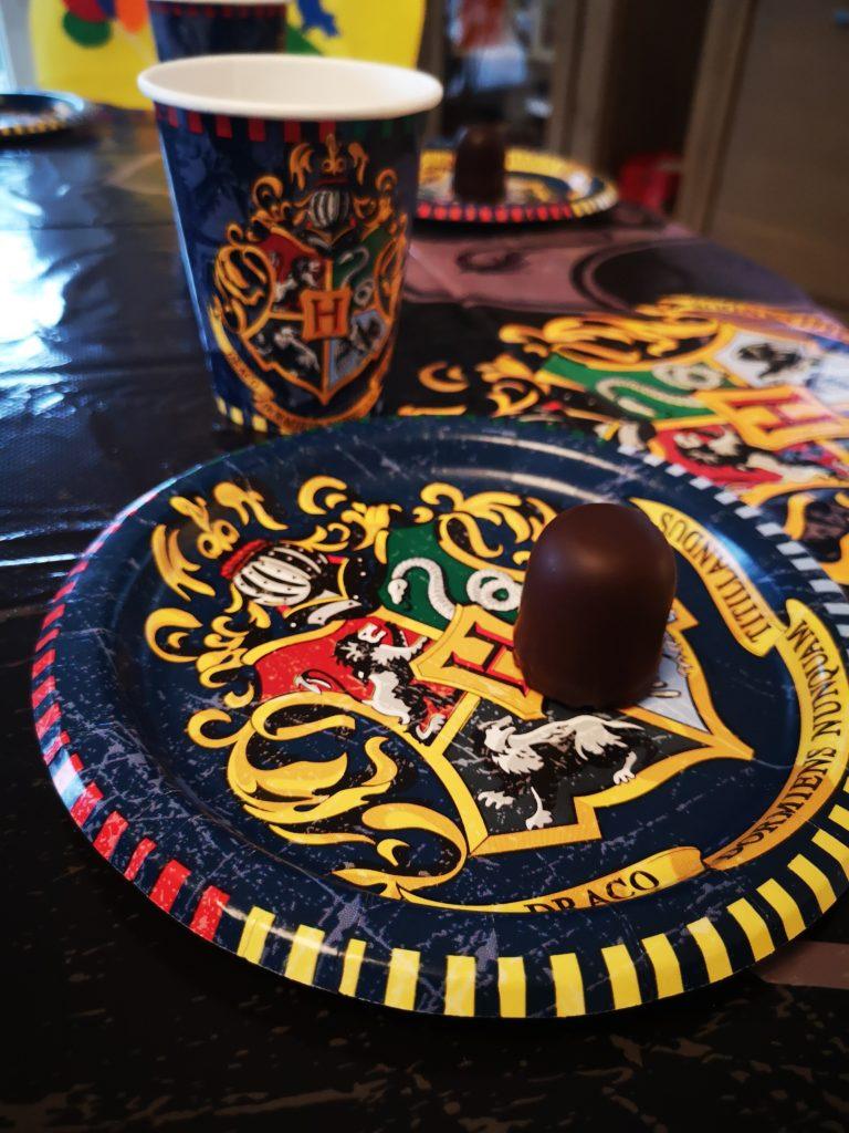 PartyDreams Harry Potter Deko