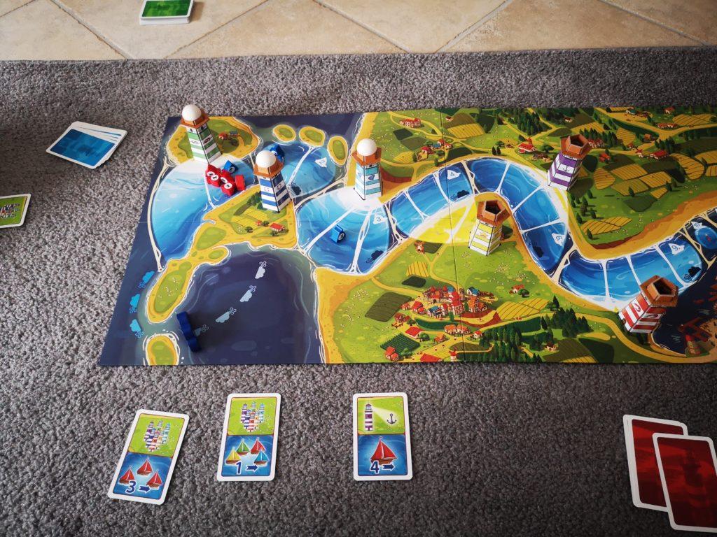 Lighthouse Ron von Amigo spiele