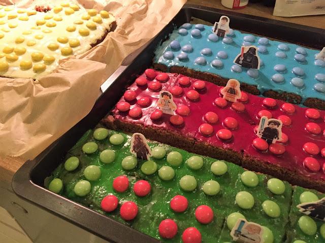lego bausteine kuchen für den kindergeburtstag
