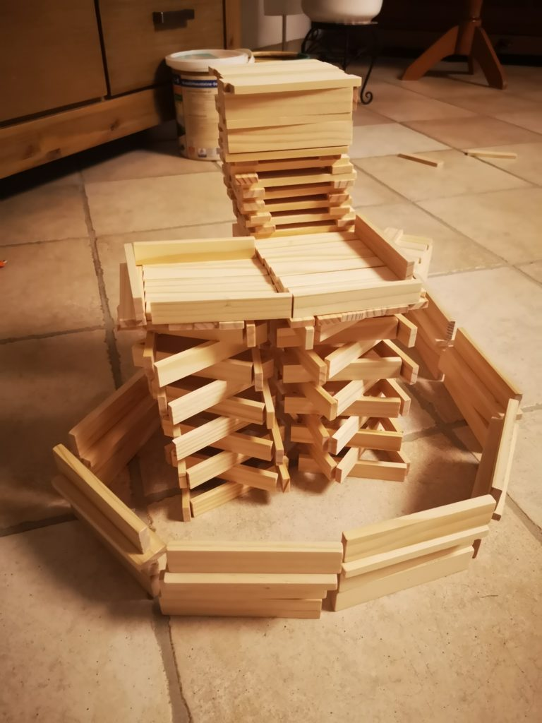 bauen mit kappla steinen