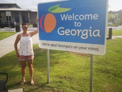 roadtrip usa: willkommen in georgia