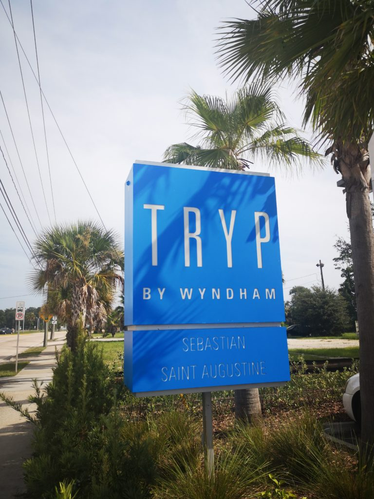 tryp hotel in st. augustine