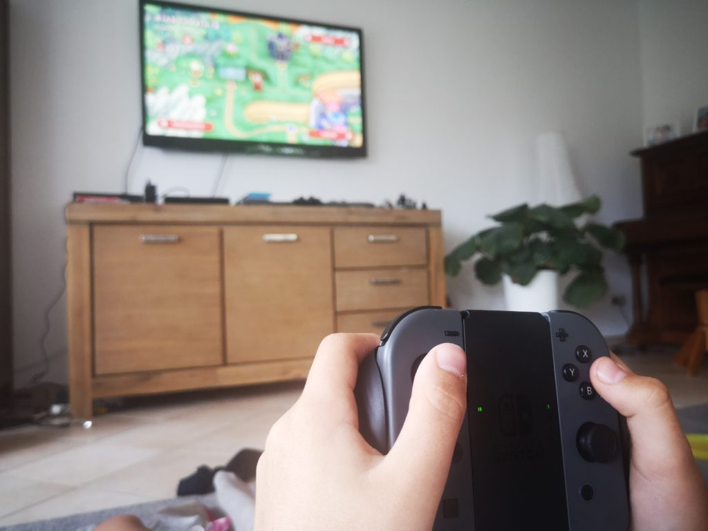 Untwegs oder zuhause spielen: Mit der Nintendo Switch ist das möglich