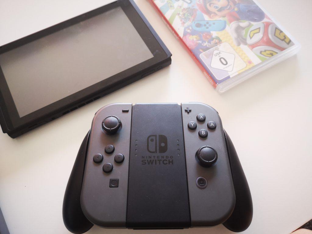 Spielvergnügen für unterwegs mit der Nintendo Switch