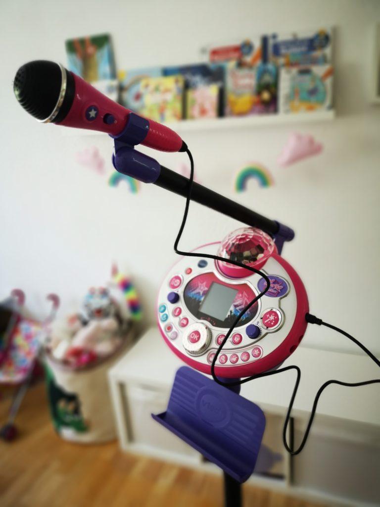 Für die Kinderdisco: die Kidi Super Star Lightshow