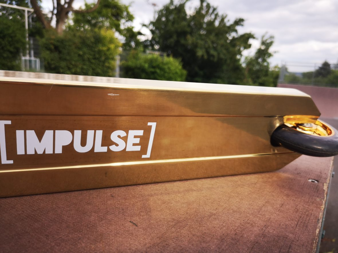 der impulse tretroller im test