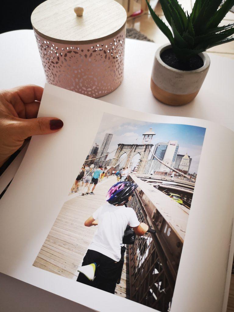 rosemood achtet bei der produktion ihrer fotobücher sehr auf die umwelt