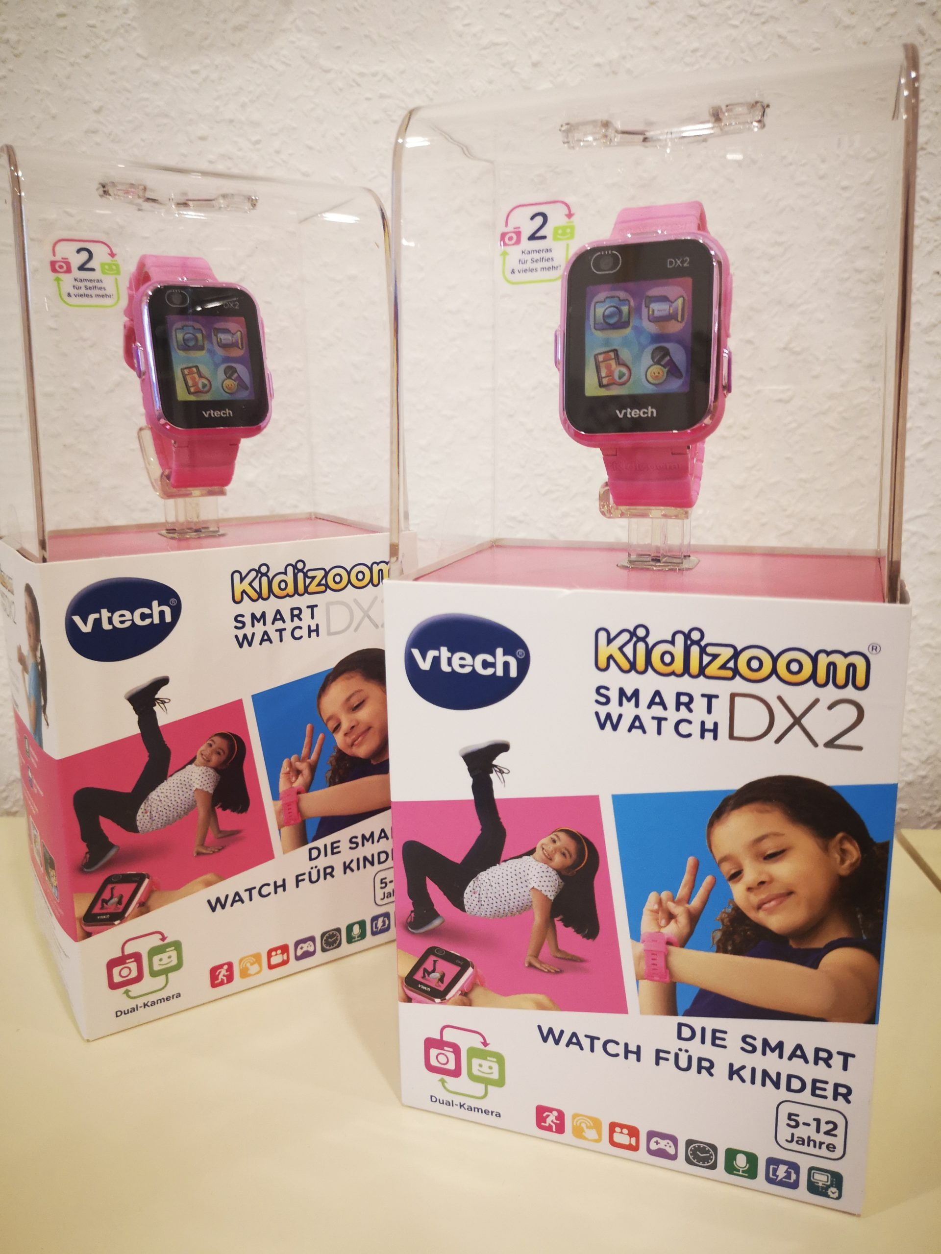 KidiZoom SmartWatch von vtech zu gewinnen