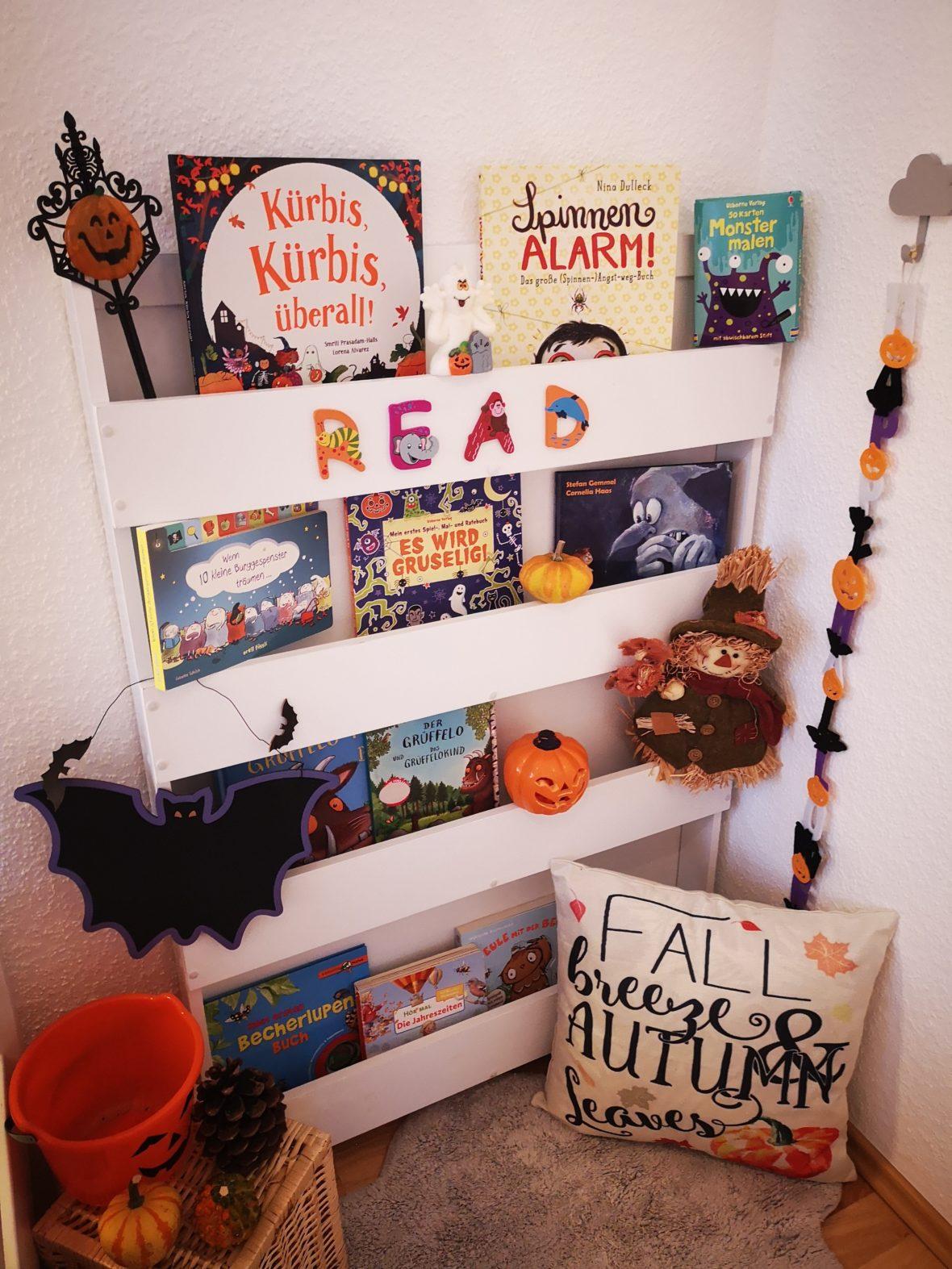 bücher tipps für halloween
