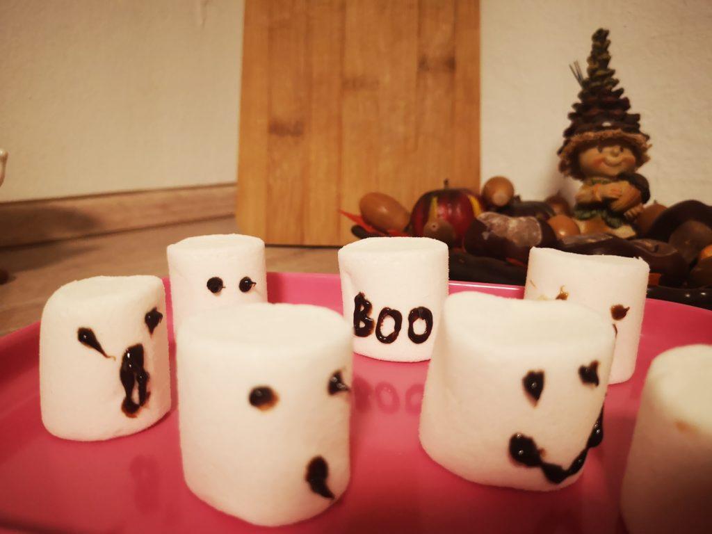 marshmallow geister