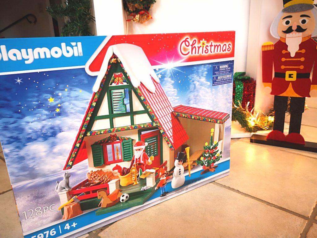 playmobil weihnachtshaus