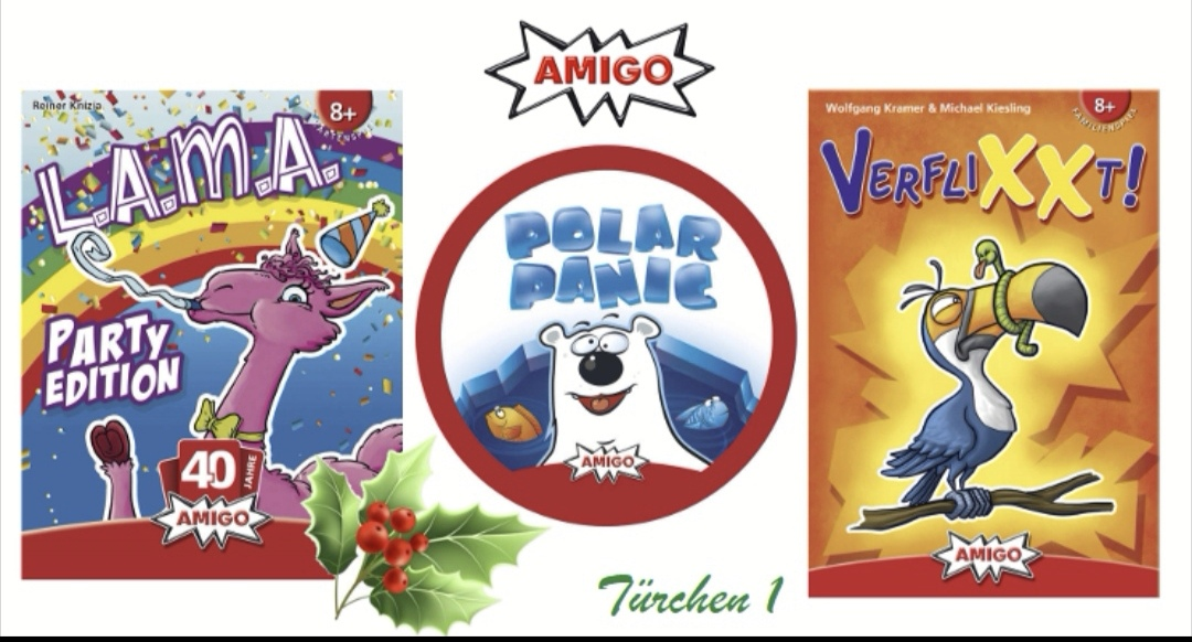 Amigo Spielepaket