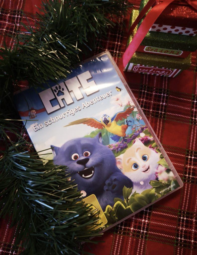 dvd cats als geschenkidee zu weihnachten